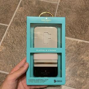 Kate Spade Samsung Galaxy S9+ Hardshell Flex Case